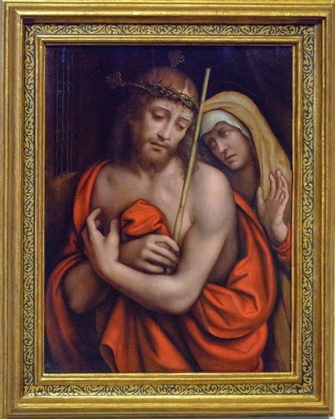 Джампьетрино. Христос в терновом венце