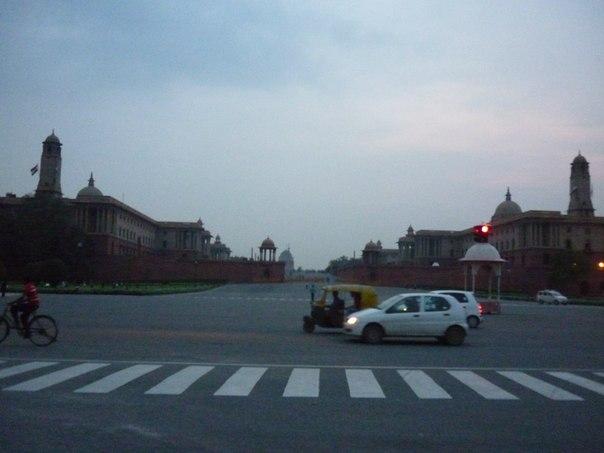 Индия. Дворец Президента