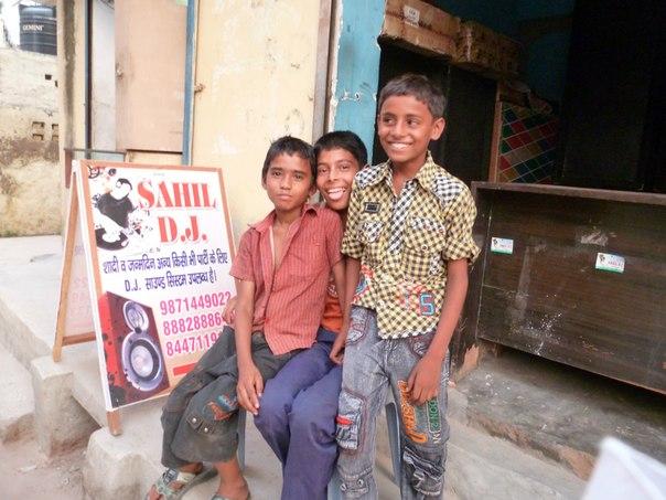 Индия. Дели. Султанпур