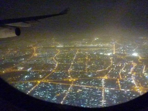 Дубаи, вид свеху