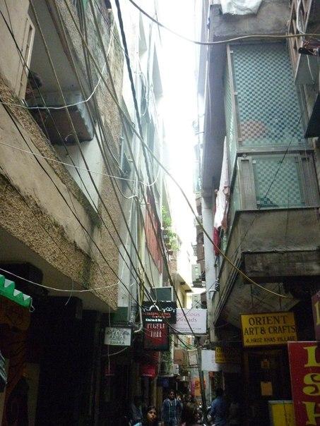 Индия. Дели. Хаус Кхас