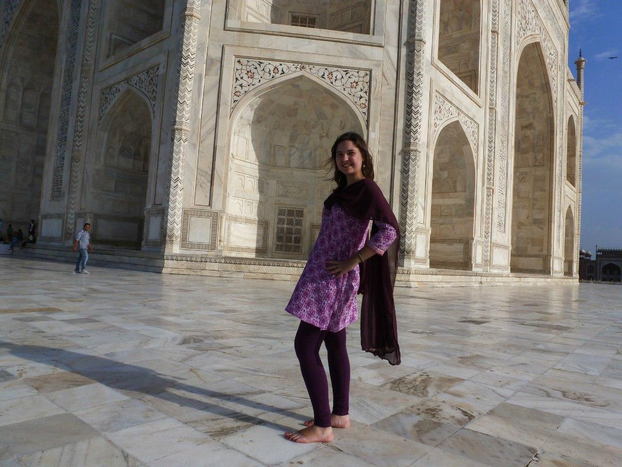 Индия. Тадж Махал