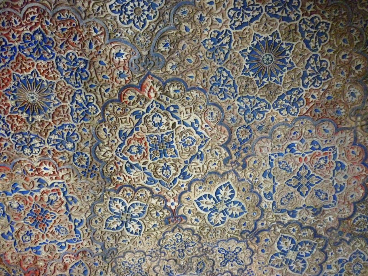 Индия. Мусульманская архитектура