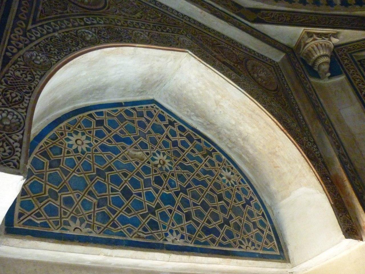 Индия. Дели. Мусульманская гробница