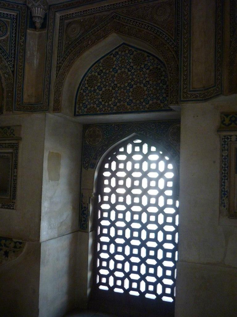 Индия. Дели. Гробница поэта