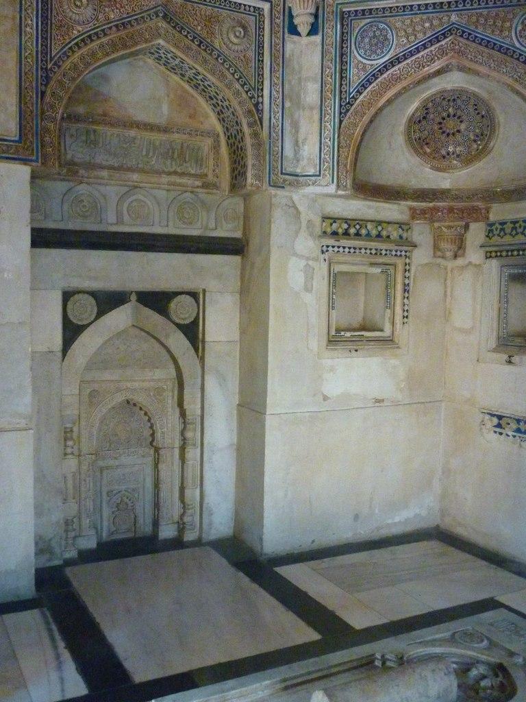 Индия. Дели. Археологический Парк