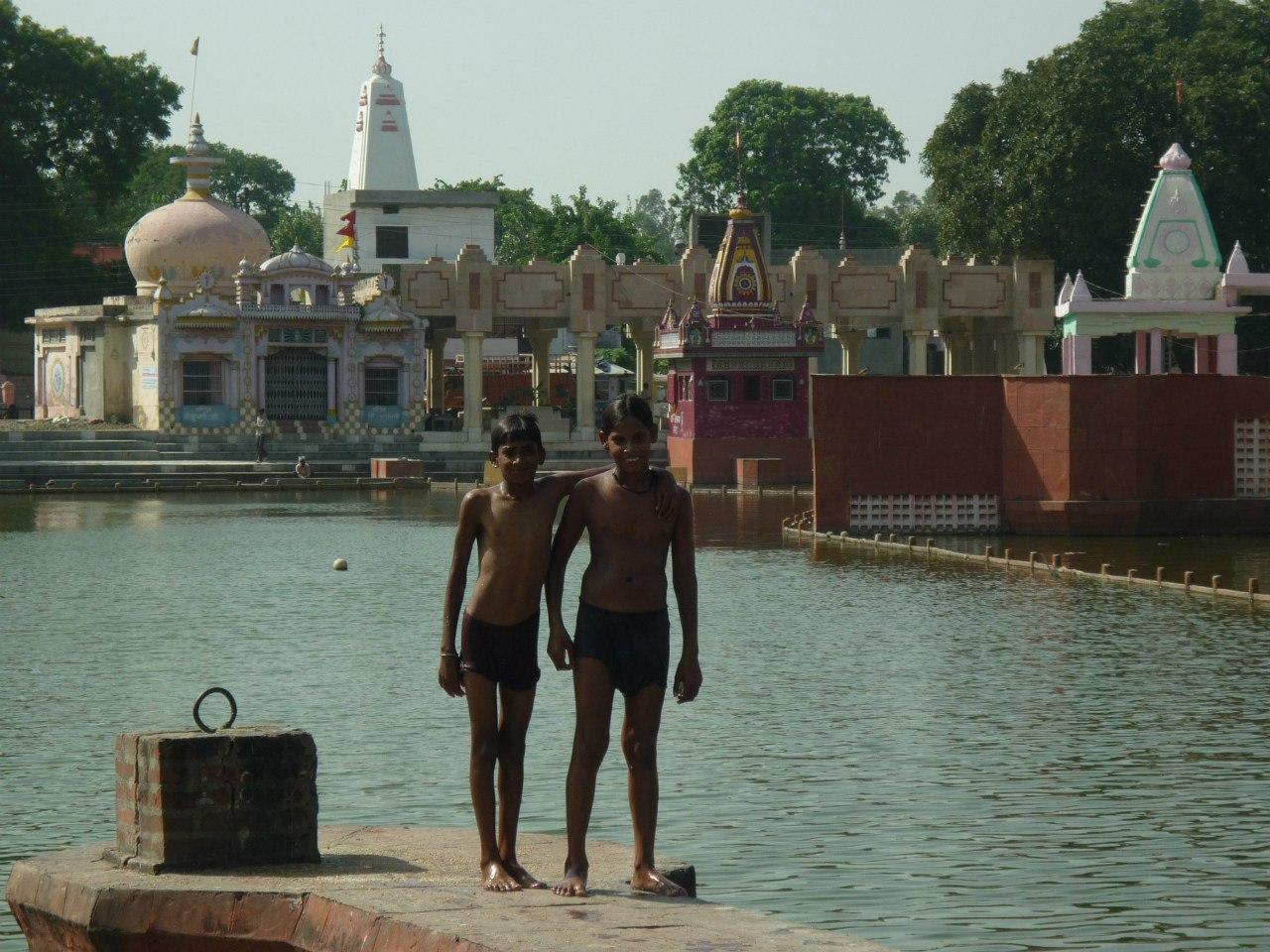 Индия. Харьяна. Курукшетра
