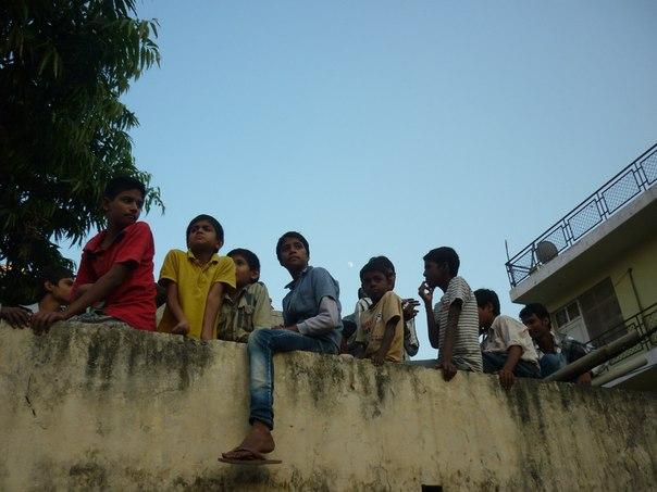 Индия. Дели. Дети