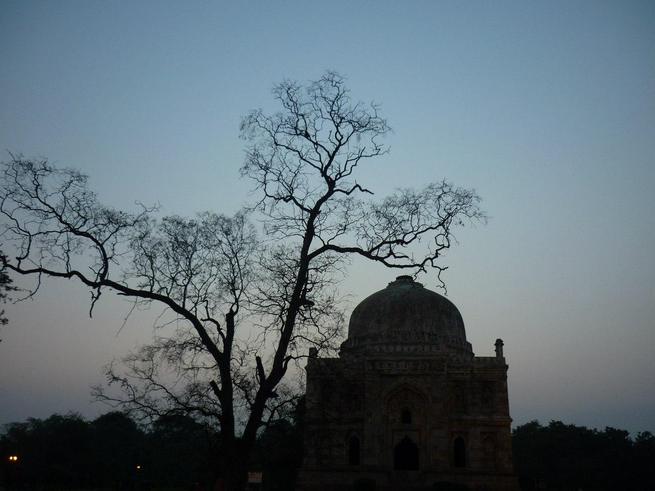 Индия. Вокзал Нью-Дели