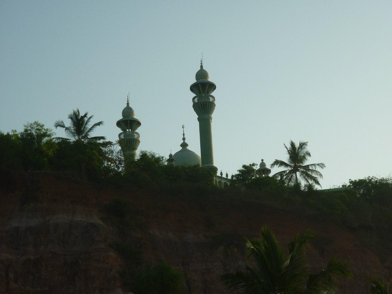 Индия. Керала. Мечеть
