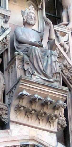 Страсбург. Святой пророк