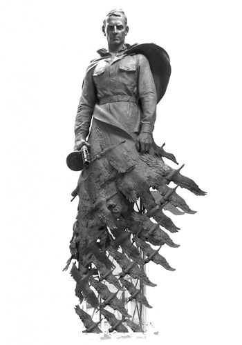 Мемориал Советскому солдату во Ржеве, 2020 г.