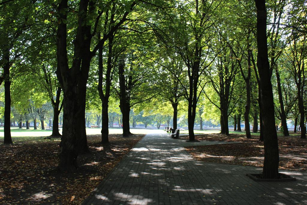 В Калининграде начало сентября