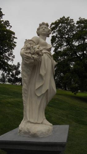 времена года, август, богиня плодородия