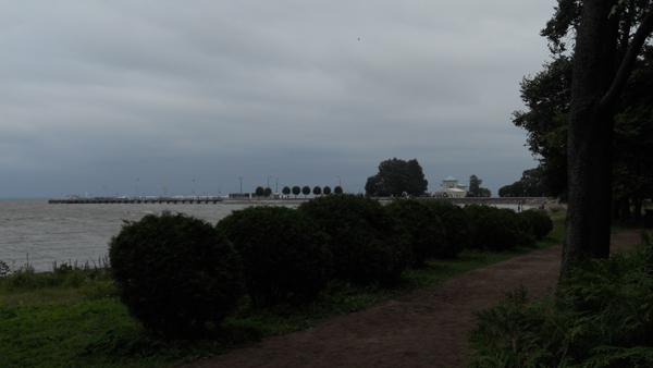 времена года, август, Петергоф