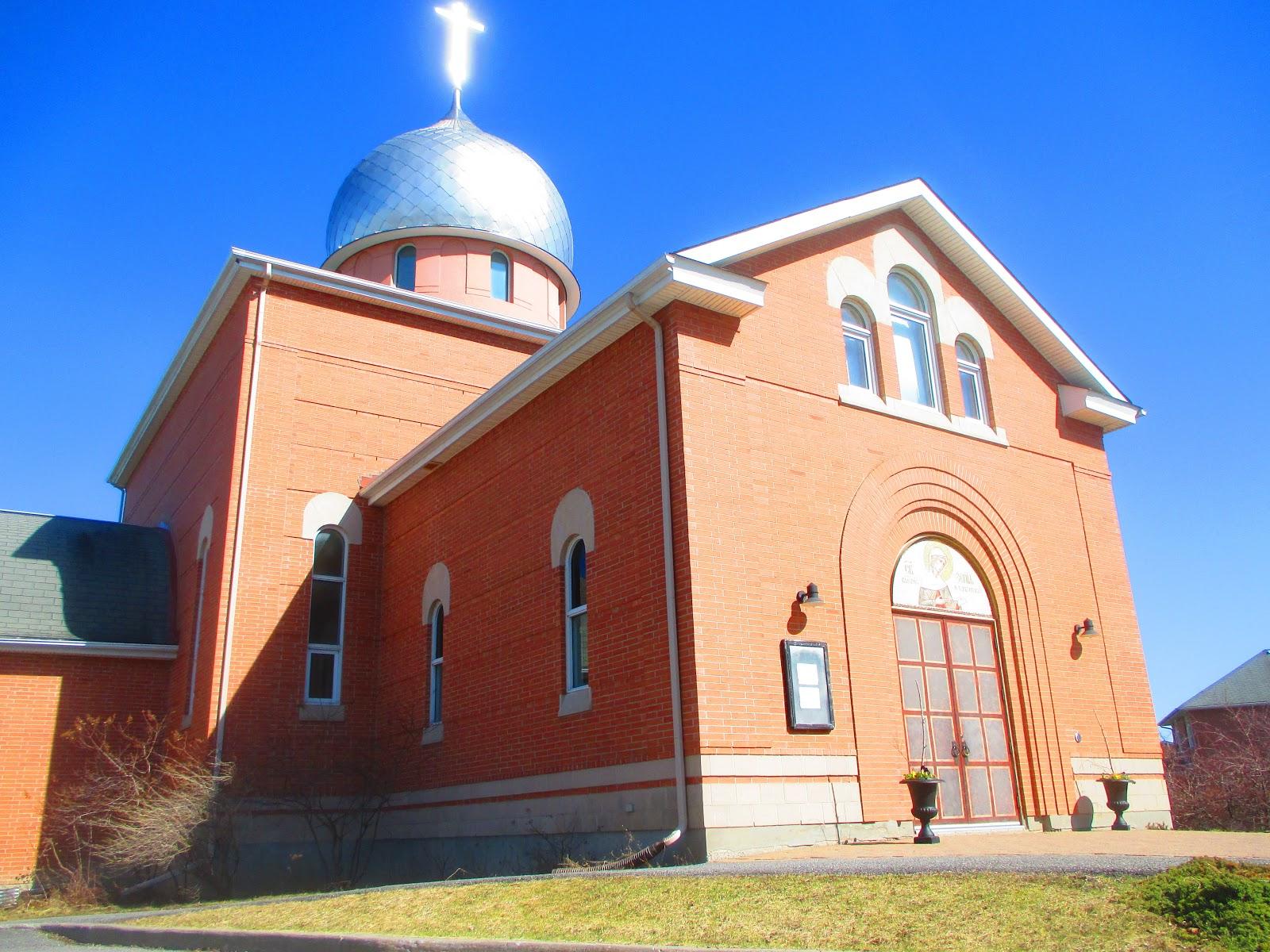 Церковь Св. Ксении Петербургской, фото 2017 года (courtesy James Deagle), Канада