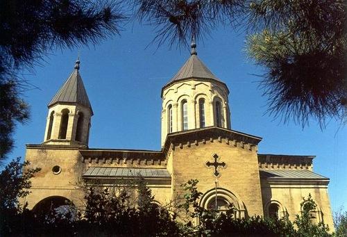 Армянская церковь в старом Дербенте