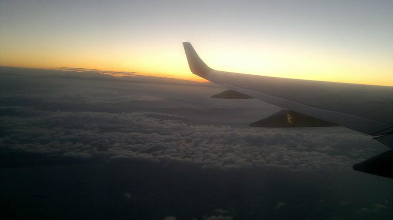 В Дагестан по небу