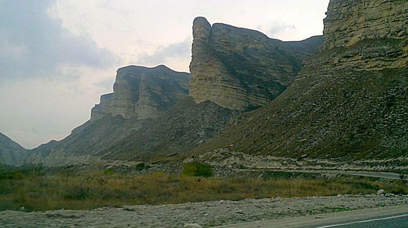 По дороге в Гуниб