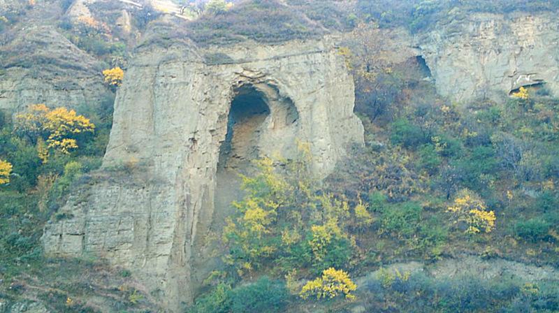 Горные арки