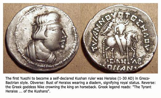 Кушанской империи царь Герай