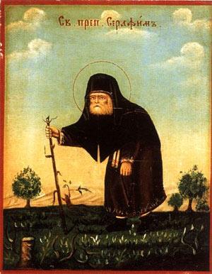 Благодать святого Серафима щедро изливалась не только на людей, но и на животных.
