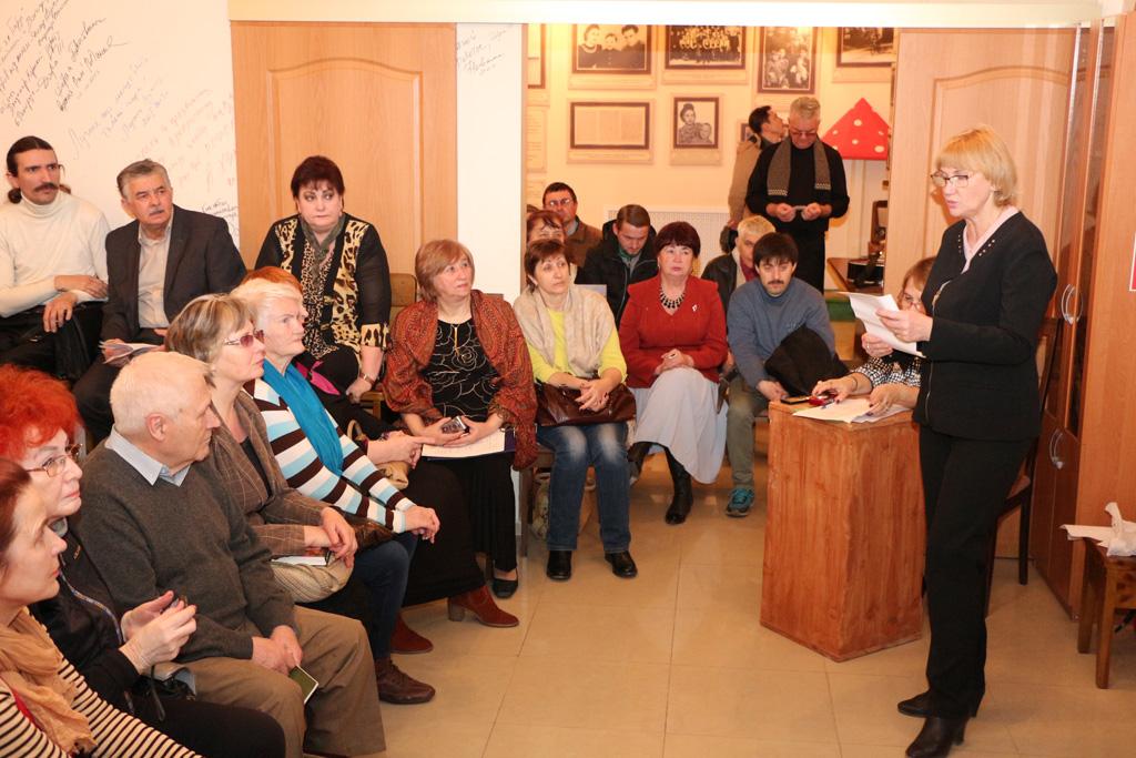 председатель Краснодарского отделения СПР Светлана Макарова