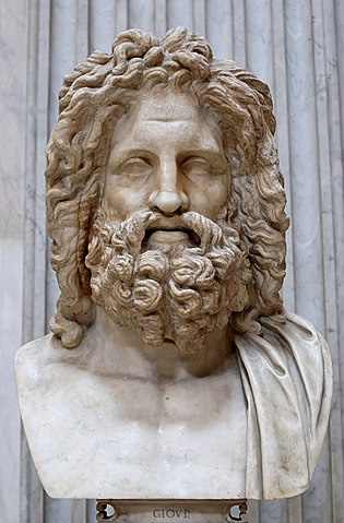 Зевс-Отриколи, музей Пио-Клементино, Ватикан