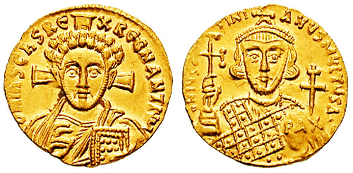 солид Юстиниана II