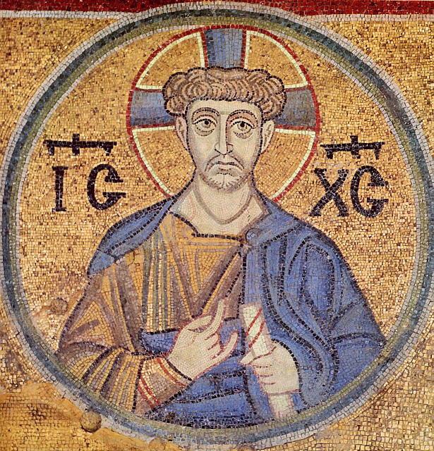 Христос-иерей