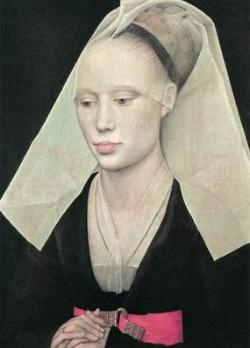 Рогир ван дер Вейден, Женский портрет