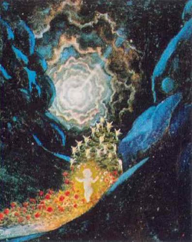 Отто Рунге, Рождение души человека