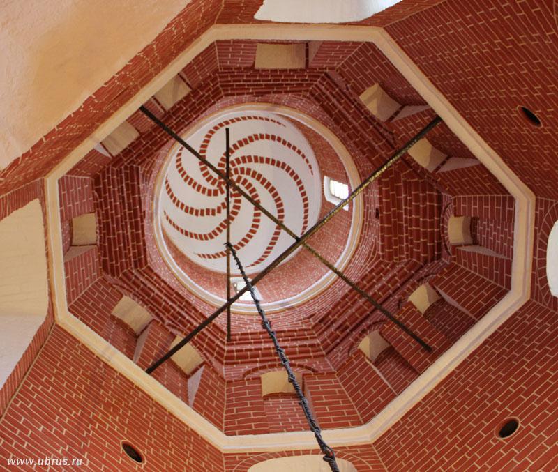 Знак кипучей огненной круговерти в шатре собора
