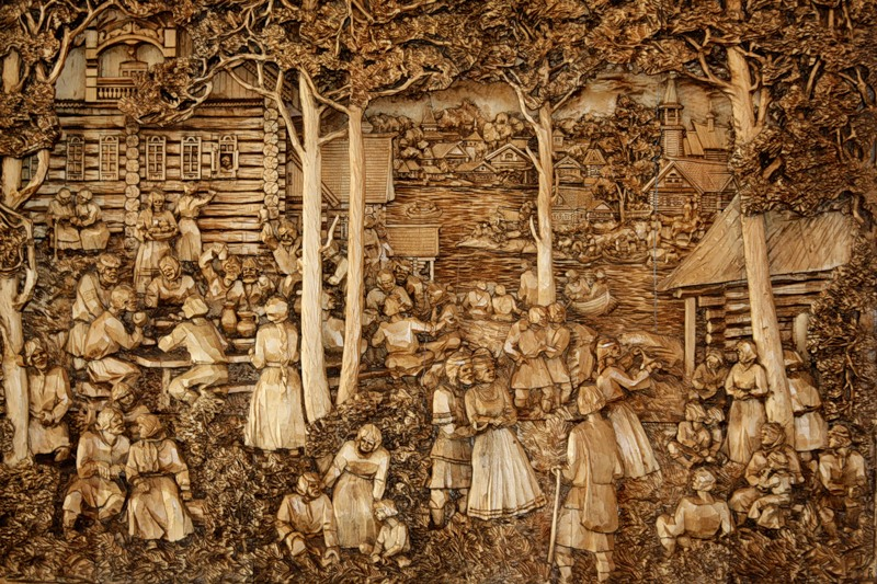 Работа по дереву своими руками фото