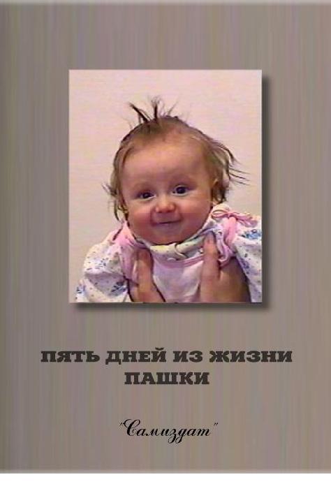 Сергей Павлович Подзолков, Пять дней из жизни Пашки, рассказ
