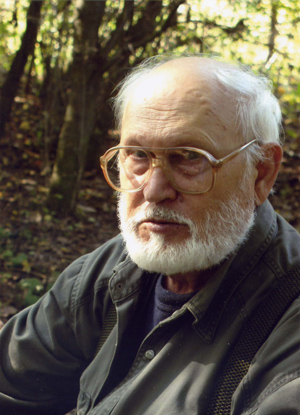 Поэт Алексей Горобец