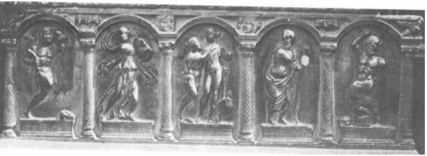 саркофаг из Ферентилло