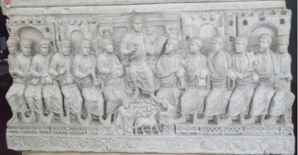саркофаг из Сан-Амброджио