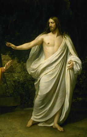 фрагмент из картины Александра Иванова