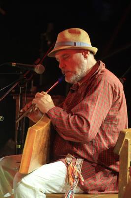 Сергей Старостин - сольные концерты в Житомире