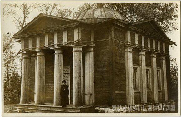 Церковь св. Николая Чудотворца в Шкельтове
