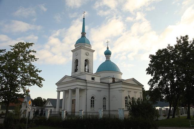 Свято-Успенский собор в Лудзе
