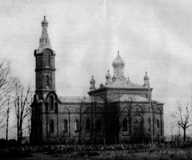 Церковь Покрова Пресвятой Богородицы в Салацгриве