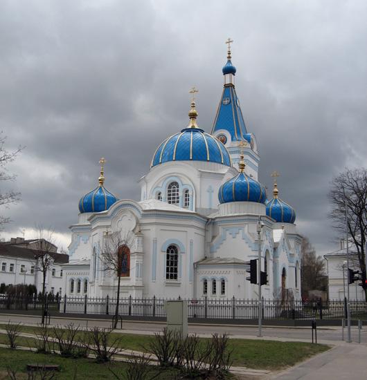 Симеоно-Аннинский собор в Митаве