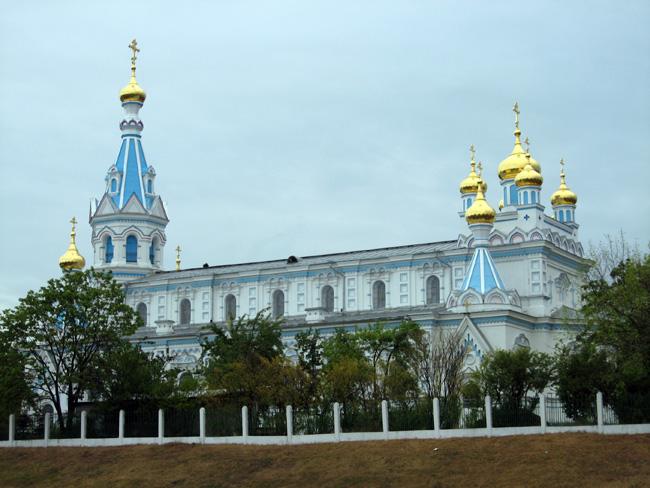 Борисо-Глебский собор в Двинске