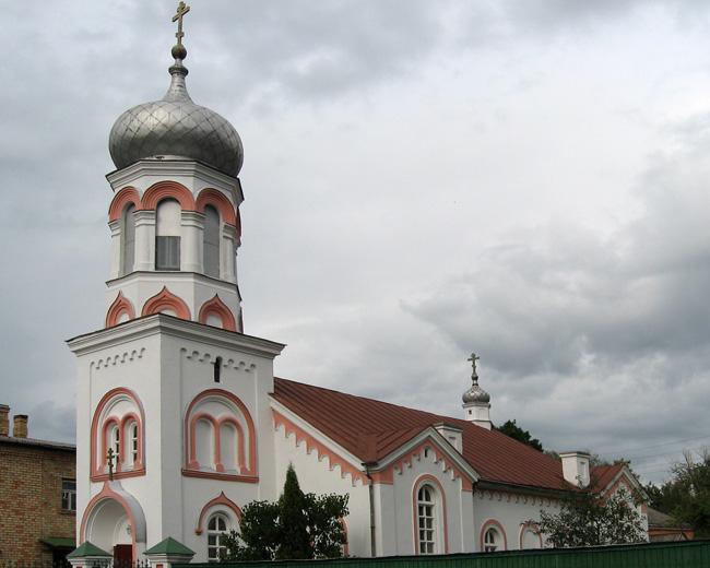 Староверская моленная Благовещения Пресвятой Богородицы и св. Николы в Двинске