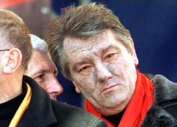 Ющенко на майдане