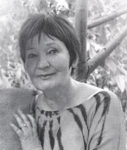 Поэт Лариса Патракова