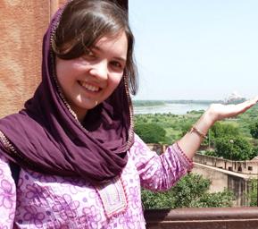 Саша Таран, поэт, индолог
