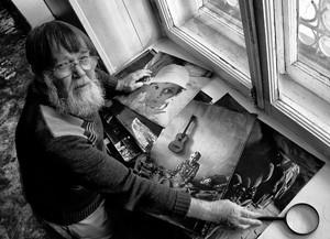 Юрий Трофимов, художник, фотограф, поэт